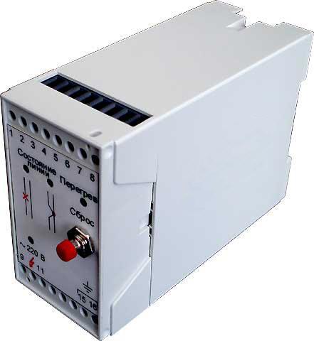 Блок тепловой защиты БТЗ-3-1